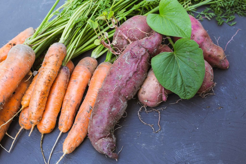 raw vegetables, weight loss, diet