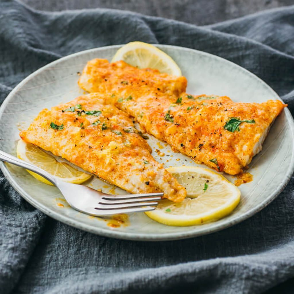 grilled cod healthy meal